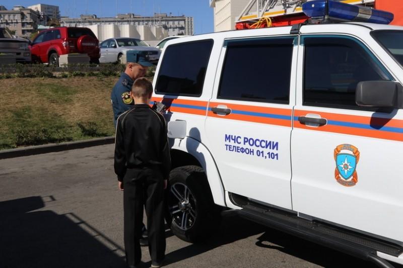ВКалуге подчеркнули юбилейный День гражданской обороны