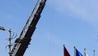 <strong>Журналисты снимали парад Победы с разных мест</strong>