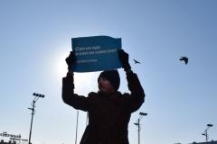 <strong>Несогласованная акция сторонников оппозиционного политика Алексея Навального проходила во Владивостоке 28 января</strong>