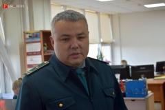 <strong>Исполняющий обязанности начальника Владивостокского таможенного поста (Центра электронного декларирования) Алексей Дульянинов</strong>