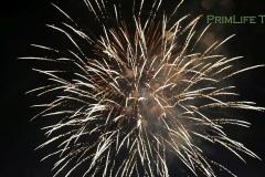 <strong>Праздничным фейерверком завершили празднование Дня Победы во Владивостоке</strong>