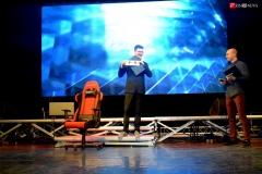 <strong>Среди призов было компьютерное кресло</strong>