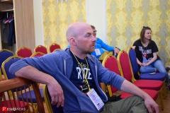 <strong>Видеоблогер Денис Нечаев</strong>