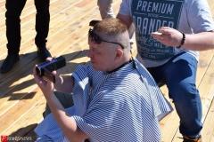 <strong>Неожиданностью для всех стало желание Дмитрия Дмитриева подровнять свою причёску</strong>