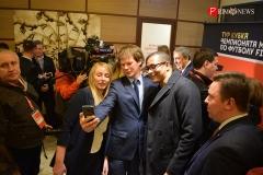 <strong>Кубок чемпионата мира по футболу FIFA прибыл во Владивосток</strong>