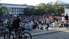 <strong>Митинг во Владивостоке проходил в Парке Победы в субботу, 23 сентября</strong>