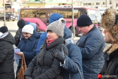 <strong>Общегородской митинг против уничтожения зеленых насаждений прошел во Владивостоке 14 января</strong>