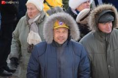 <strong>На митинг прибыл депутат Законодательного собрания Константин Богданенко</strong>