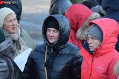 <strong>Жители Владивостока на митинге потребовали прекратить вырубать городские леса</strong>