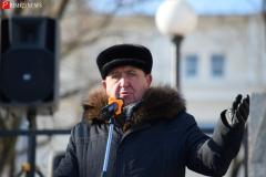 <strong>Депутат Думы Владивостока Александр Шукевич выступает перед горожанами</strong>