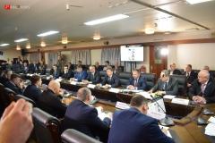 <strong>На борту крупнейшей в мире рыбоперерабатывающей плавбазы «Всеволод Сибирцев» прошло заседание Морского совета</strong>
