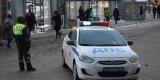 <strong>На площадь Семёновскую не пускали никакие транспортные средства, кроме транспорта экстренных служб</strong>