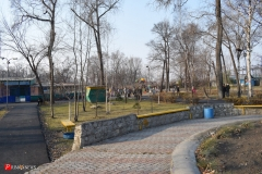 <strong>Открытие первой очереди обновленного Парка культуры и отдыха имени Андрея Борисова состоялось в Спасске-Дальнем</strong>