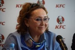 <strong>Директор по операционной деятельности KFC Ольга Елисеева</strong>