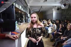 <strong>Соавтор коллекции Виктория Матина</strong>