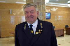 <strong>Церемония официального представления временно исполняющего обязанности губернатора Приморского края Андрея Тарасенко прошла во Владивостоке в здании администрации Приморья</strong>
