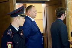 <strong>В здании краевой администрации присутствовали полицейские</strong>
