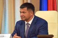 <strong>Исполняющий обязанности губернатора Приморского края Андрей Тарасенко</strong>