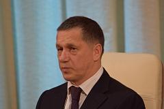 <strong>Полномочный представитель президента на Дальнем Востоке Юрий Трутнев</strong>