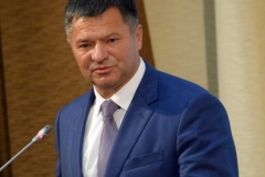 <strong>Андрей Тарасенко выступал после Миклушевского</strong>