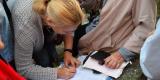 <strong>На собрании записывали собравшихся участников</strong>