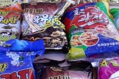 <strong>Были представлены и продукты питания</strong>