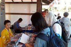 <strong>Особенной популярностью выставка пользуется у молодых туристов из Южной Кореи</strong>
