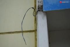 <strong>Из соседнего дома на автостоянку было проведено электричество</strong>