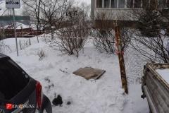 <strong>Во Владивостоке погибла женщина, провалившись в открытый люк</strong>
