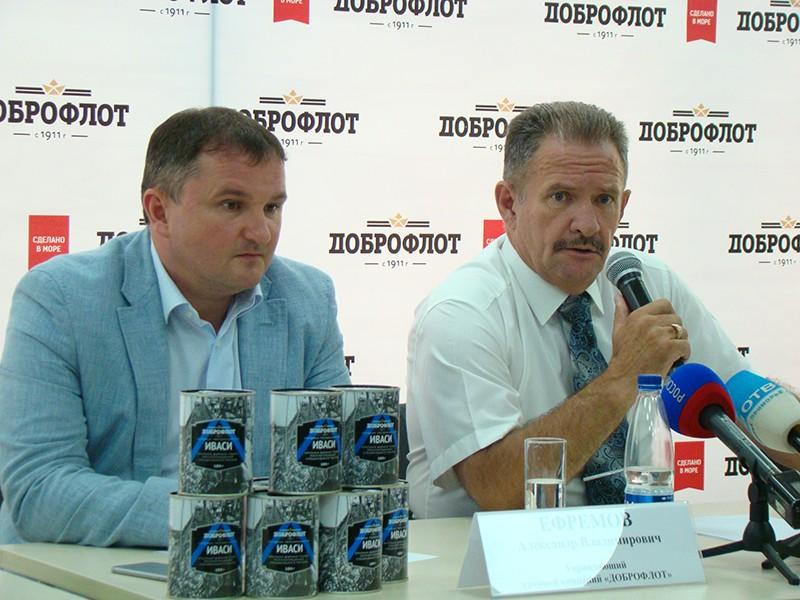 Продукция приморского производителя вошла в ТОП-5 самых «рыбных» консервов России