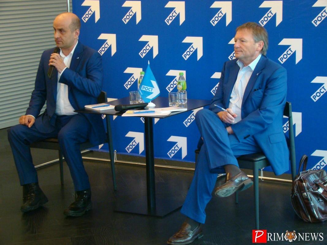 Борис Титов во Владивостоке: российских бизнесменов особенно пугает неопределенность
