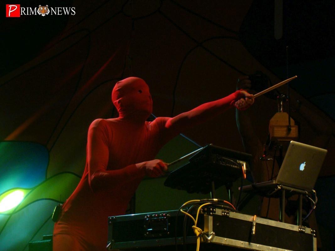 Синти-рок, сочетание музыки Востока и Запада и «Модульный концерт»: во Владивостоке стартовал V-ROX-2016
