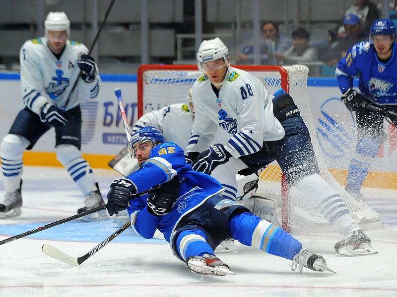 Хоккеисты «Адмирала» сыграют на Кубке президента Казахстана