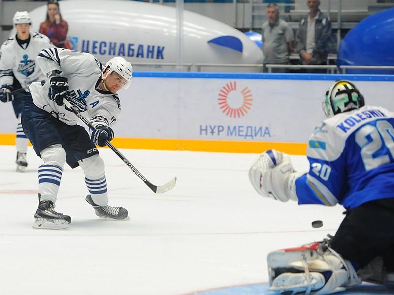 Хоккеисты «Адмирала» не смогли выйти в финал предсезонного турнира в Астане