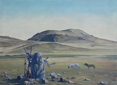 Современное искусство Бурятии покажут на выставке во Владивостоке