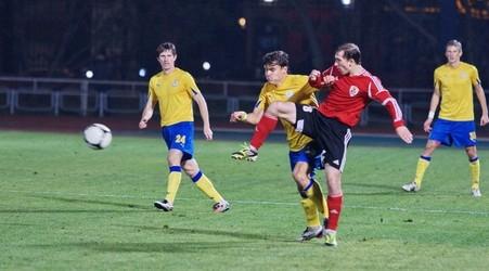 Футболисты «Луча-Энергии» бесславно выступили в Кубке России