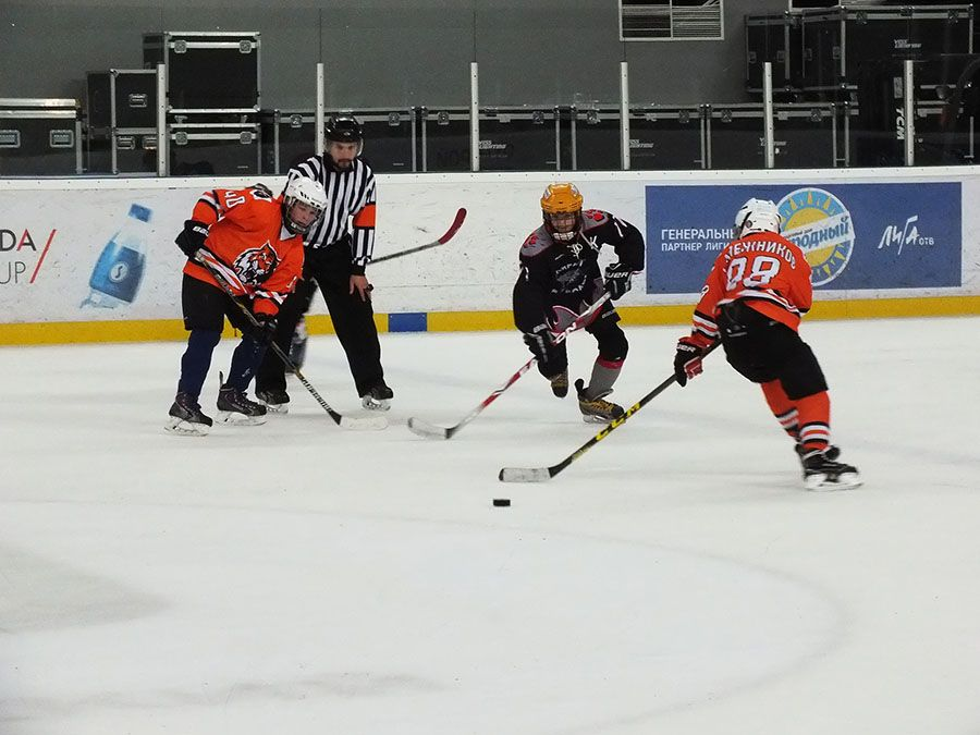 Международный детский хоккейный турнир «Добрый лёд» завершился во Владивостоке