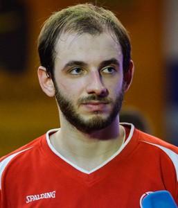 Защитник Фёдор Ключников вернулся в «Спартак-Приморье»