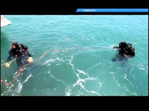 Уже неделю следователи ищут владельца катера, потерпевшего крушение у берегов Владивостока