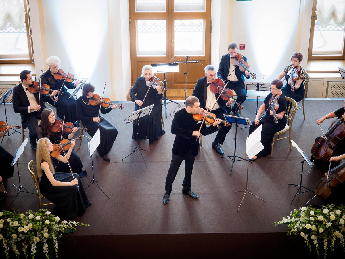 Во Владивостоке состоится благотворительный концерт скрипача Дмитрия Когана