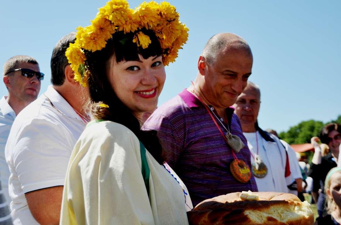 В Уссурийске состоялся краевой фестиваль национальных культур «Хоровод дружбы»
