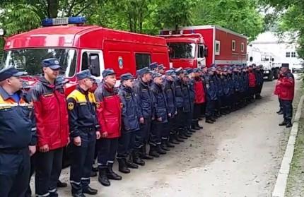 Более тысячи спасателей обеспечат покой участников ВЭФ-2016