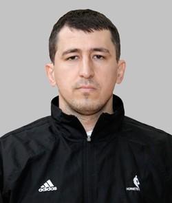 Черногорец Милош Павичевич возглавил «Спартак-Приморье»