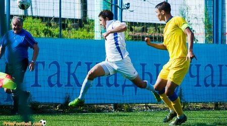 «Молодёжка» «Луча-Энергии» победила якутян в матче первенства России по футболу
