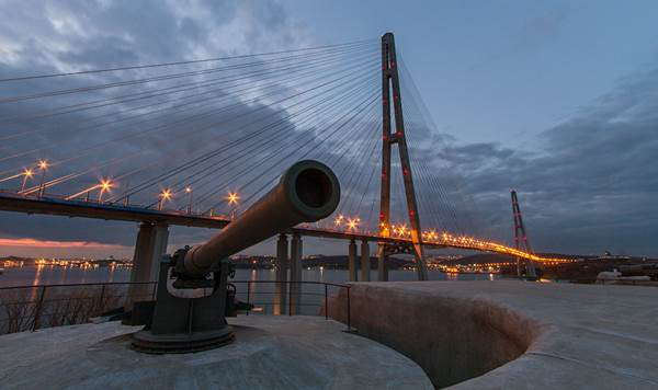 Знаменитую Новосильцевскую батарею Владивостока выставили на торги