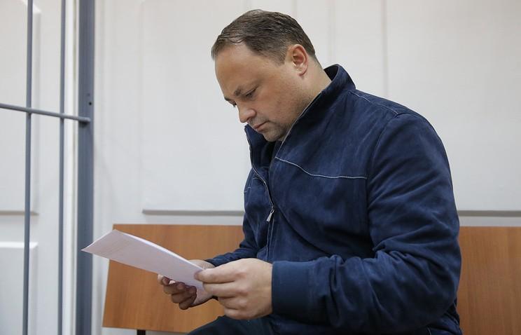 Продление ареста мэра Владивостока признали законным