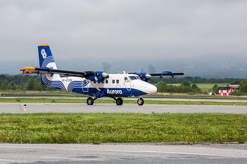 Внутри Приморья «Аврора» в 2016 году перевезла более 25 тысяч пассажиров