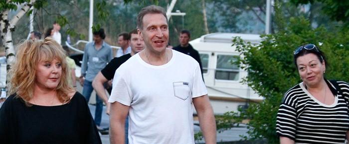 Супруга Почётного гражданина Владивостока Игоря Шувалова оказалась одной из самых богатых женщин России
