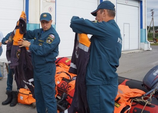 Спасатели отработают на время ВЭФ-2016 в режиме повышенной готовности