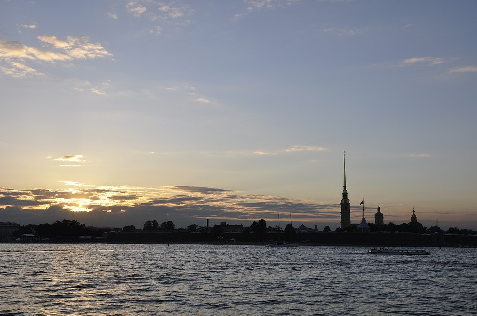 Приморский край и Санкт-Петербург стали побратимами